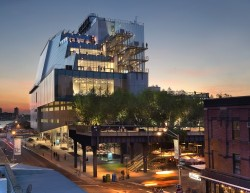 Whitney Museum in New York