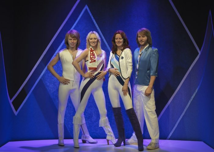 Abba The Museum in Stockholm