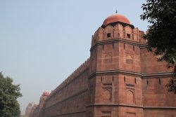 Rode Fort in Delhi
