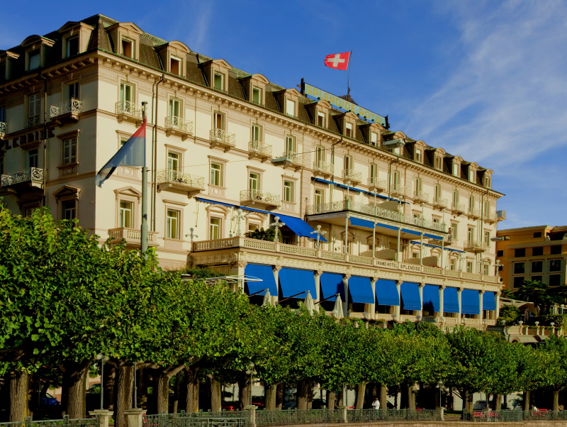 Hotel Splendide Royal in Lugano