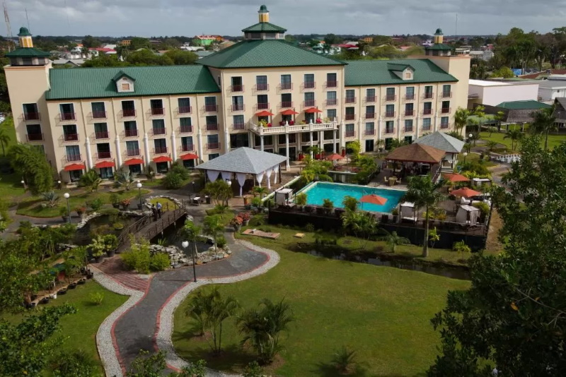 Royal Torarica Hotel in Paramaribo